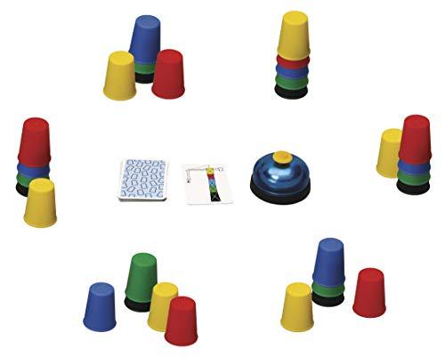 Amigo 01880Familia Juego, Multicolor