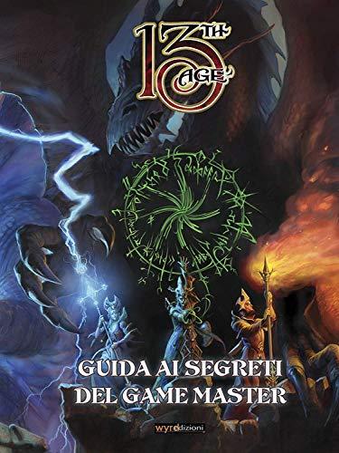 Asmodee - 13TH Age Guida AI SEGRETI del Master - Italiano