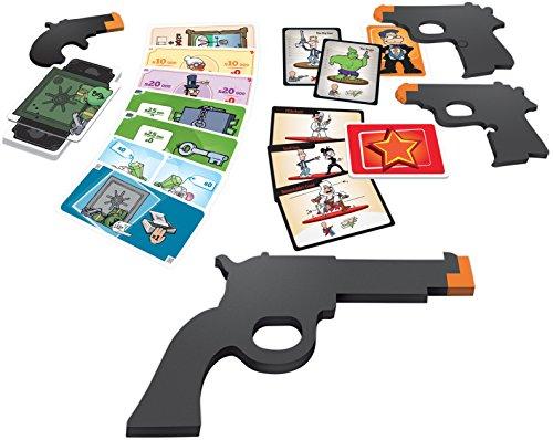 Asmodee Editions Cash N' Guns: Más Cash N' More Guns Expansión