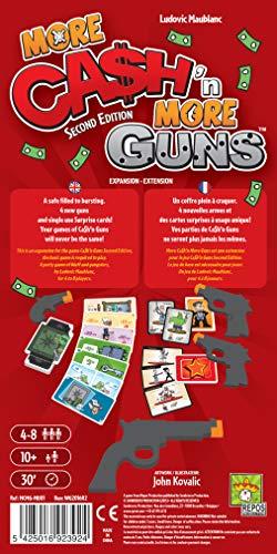 Asmodee–Sociedad Parte–Cash 'n Guns
