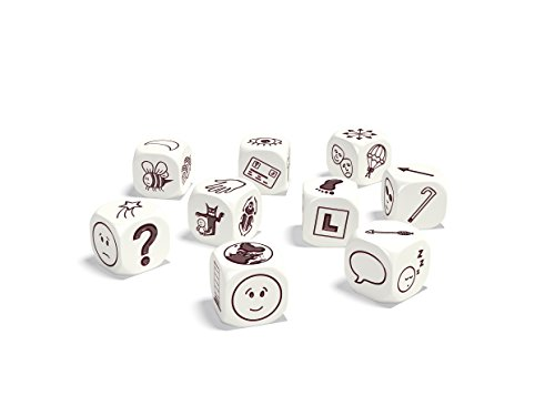 Asmodee Story Cubes: Clásico - Todas las versiones disponibles, Multilenguaje (STO01ML)