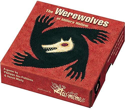 Asmodee The Werewolves of Millers Hollow