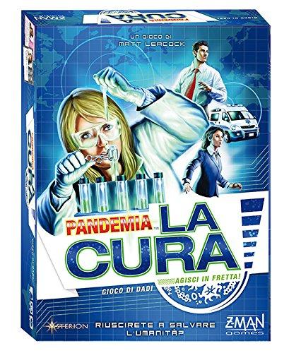 Asterion 8384 - Pandemia: The Cure, Italiano Edición
