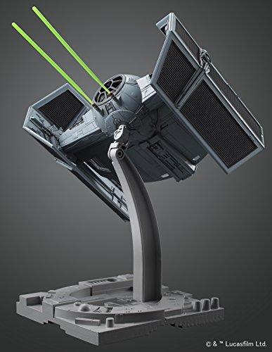 Bandai Star Wars 1/72 Tie Advanced Starfighter X1 Japón original