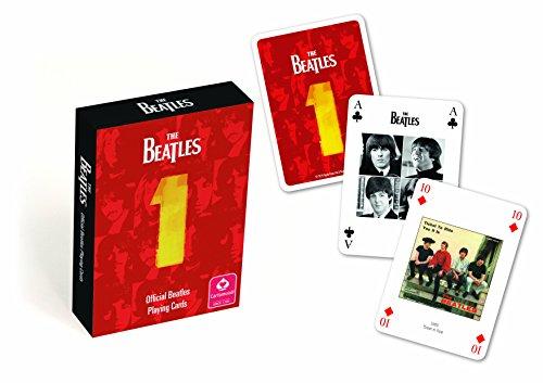 Beatles Cartamundi - Juego de Cartas