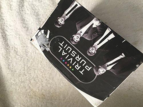 Beatles Trivial Pursuit Bite Size Board Game