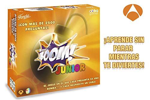 Boom Famosa Junior, Juego de Mesa (700013150)