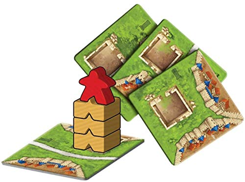 Carcassonne: The Tower Expansion No 4