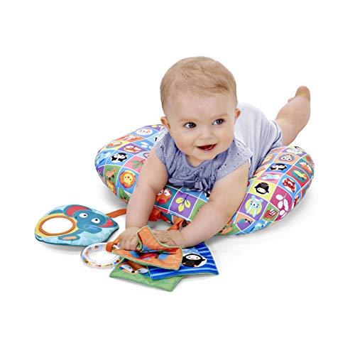 Chicco Baby - Cojín Boppy, gymnasio con actividades