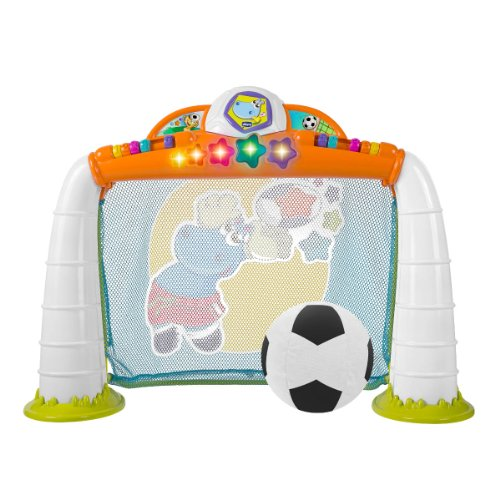 Chicco- Goal League Big & Small GOL, Multicolor (00005225000000)