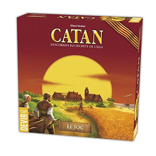 Devir - Catan, juego de mesa - Idioma catalán (BGCAT)