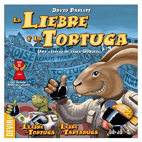 Devir - La Liebre y la Tortuga