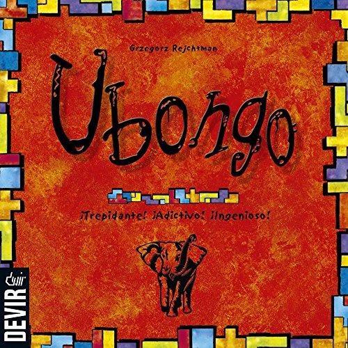 Devir - Ubongo, juego de mesa (BGHUBONGO) , color/modelo surtido