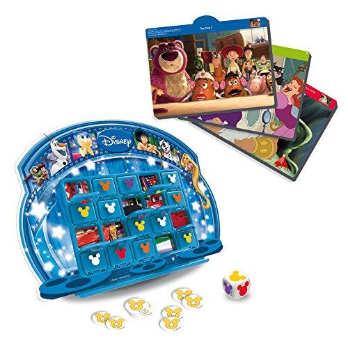 Diset- Juego Adivina la película Disney, Multicolor (46588)