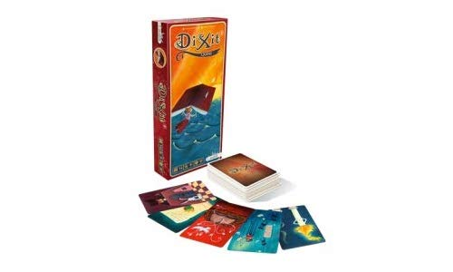 DIXIT Expansion - Todas las expansiones disponibles - Dixit Quest (Libellud DIX02ML4)