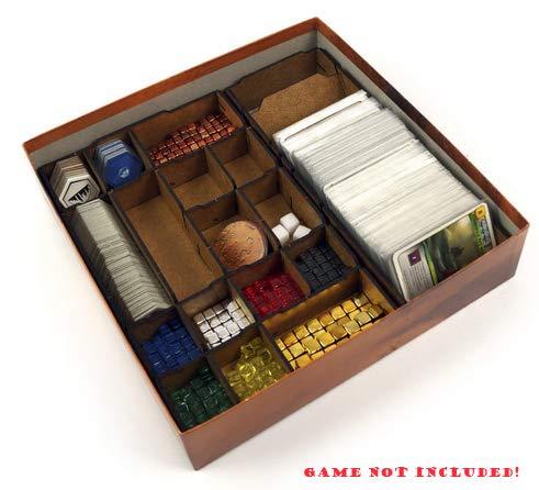 docsmagic.de Organizer Insert for Terraforming Mars Box - Encarte