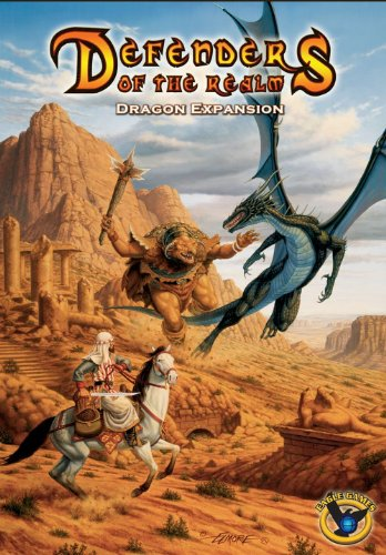 Eagle Games Defenders of the Realm: Dragon Expansion