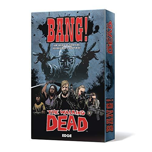 Edge Entertainment-Bang The Walking Dead-Español, Color (EEDVBW01)