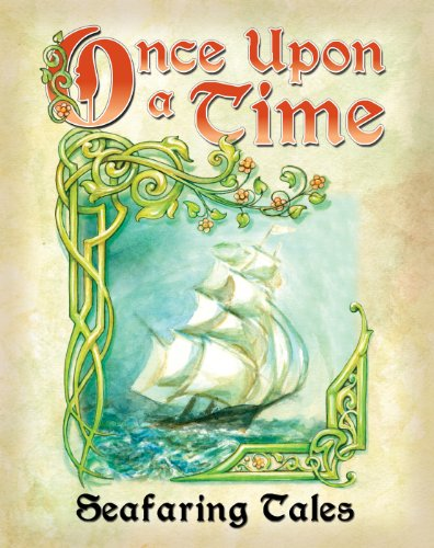 Edge Entertainment- Cuentos de Piratas - Español, Color (Once Upon A Time: Seafaring Tales EDGAG06)