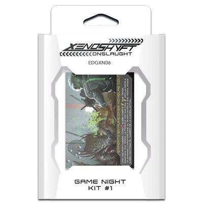 Edge Entertainment- Game Night Kit #1 - XENOSHYFT Onslaught (EDGXN06)