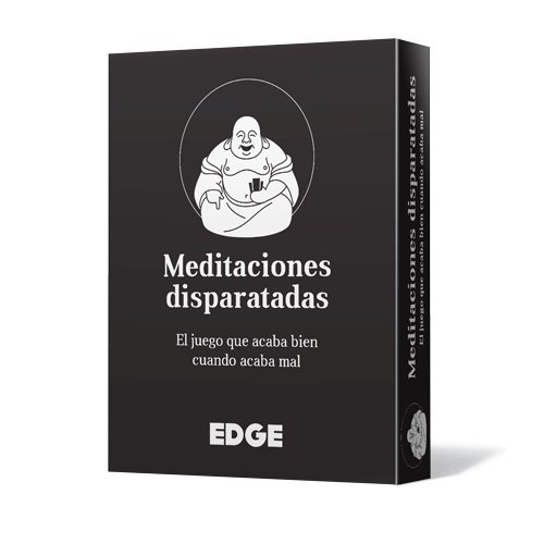 Edge Entertainment- Meditaciones disparatadas (EDGLA02) , color/modelo surtido