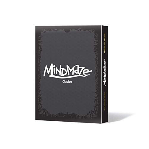 Edge Entertainment- Mind Maze: Clasico, Color no (EDGEEMGMM14)