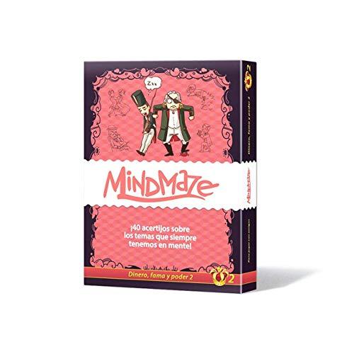Edge Entertainment- Mind Maze: Dinero, Fama y Poder 2, Color no (Edgeemgmm09)