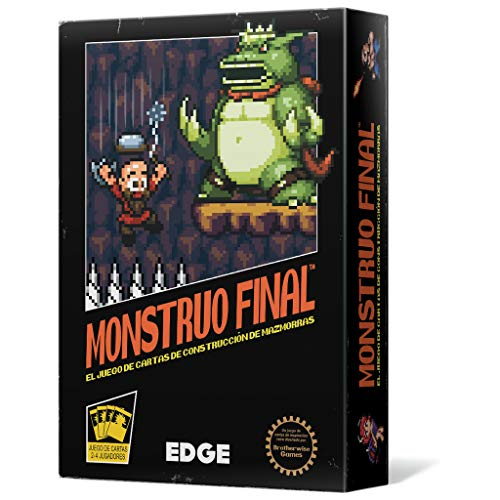 Edge Entertainment Monstruo Final - Juego de Cartas EDGBOS01