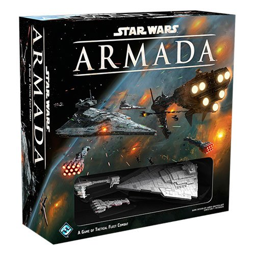 Edge Entertainment- Star Wars Juego de Mesa Armada (SWM01)