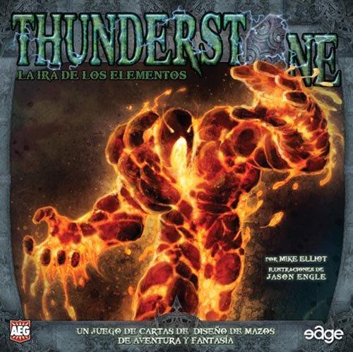 Edge Entertainment- Thunderstone la ira de los elementos - español, Color (EDGTS02) , color/modelo surtido