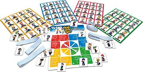 Falomir 9506 ¿Qué Soy Yo? - Juego para niños a partir de 9 años, 2-4 jugadores