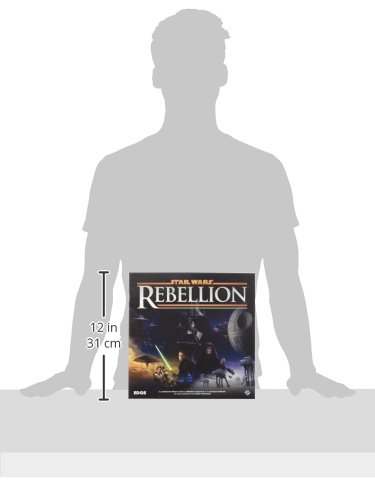 Fantasy Flight Games-EDGSW03 Star Wars Rebellion (EDGSW03)