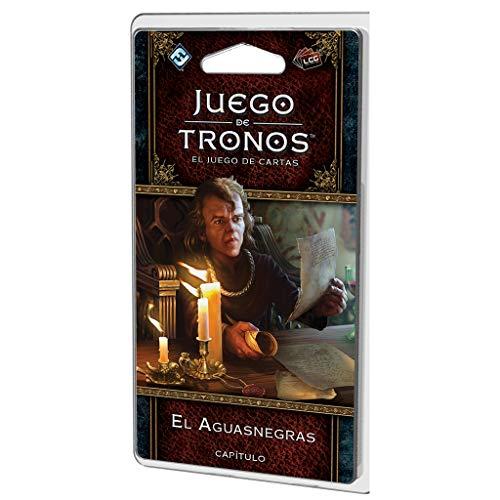 Fantasy Flight Games- Juego de Tronos LCG - El Aguasnegras, Color (GT50ES)