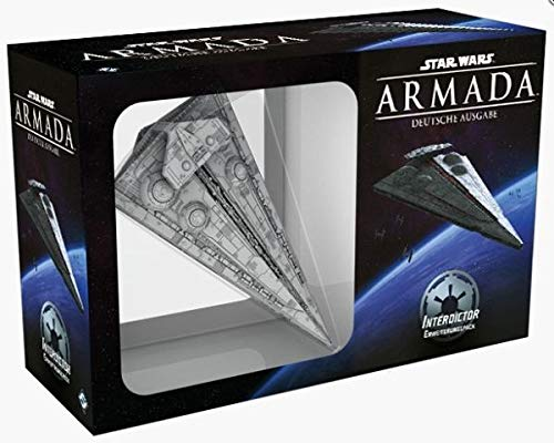 Fantasy Flight Games- Star Wars: Armada - Interdictor (FFGD4311)