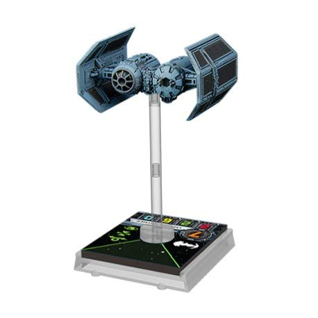 Fantasy Flight Games Star Wars - Bombardero Tie, Juego de miniaturas (Edge Entertainment SWX15)