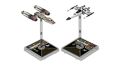 Fantasy Flight Games- Star Wars X-Wing: los mas buscados (Edge Entertainment SWX28)