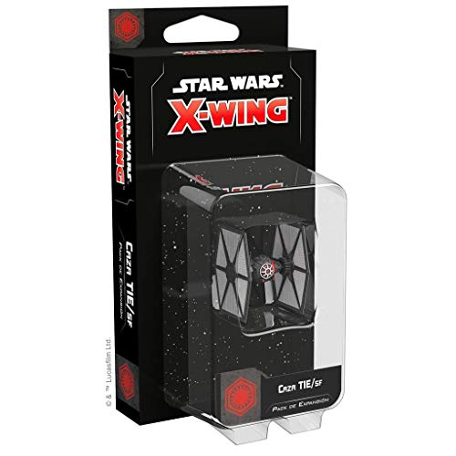 Fantasy Flight Games- SW X-Wing 2.0 - Caza Tie/SF, Color (SWZ44ES)