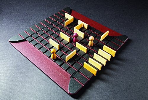 Gigamic 5203 QUORICLA - Juego de mesa Quoridor