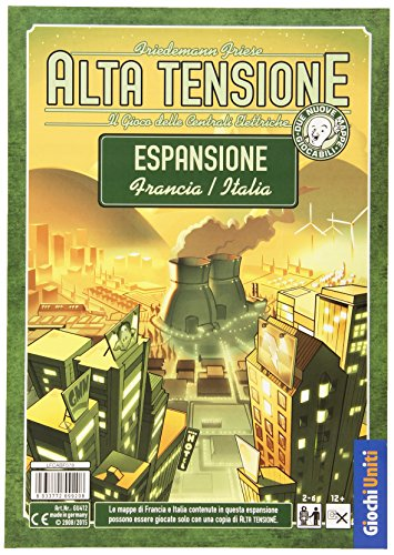 Giochi Uniti–Alta Tensión: Expansión Francia/Italia