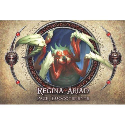 Giochi Uniti Descent Seconda - Juego de Mesa (en francés) Luogotenente Regina Ariad (Reina Ariad lugarteniente)