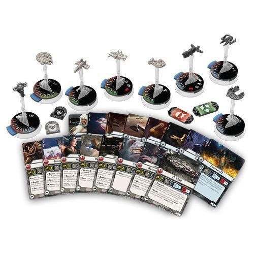 Giochi Uniti gu431–Giochi y Puzzle Star Wars: Armada fuorilegge y antagonisti