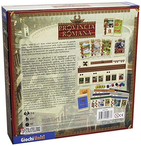 Giochi Uniti Juegos de EE.UU. - Provincia Romana Juego de Mesa