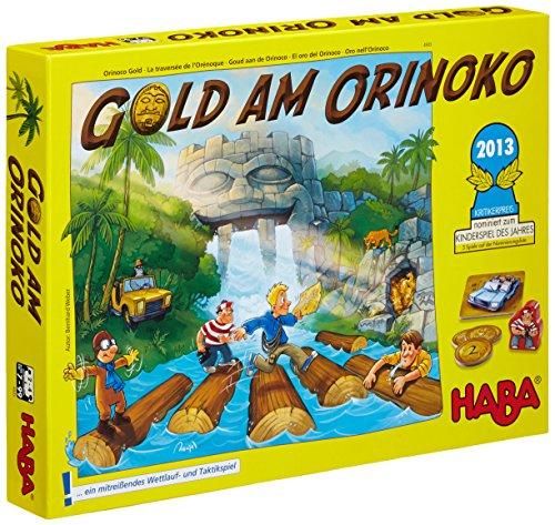 Haba - El Oro del Orinoco (versión en alemán)