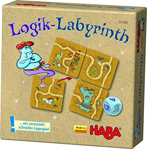 HABA- Logik-Labyrinth (301886)