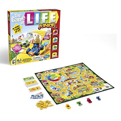 Hasbro Gaming - Clasico Game of Life Junior (B0654SC5)
