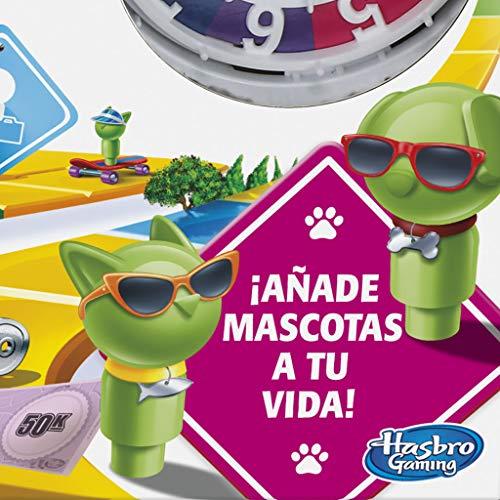 Hasbro Gaming - Juego de mesa Game Of Life (Hasbro E4304105)