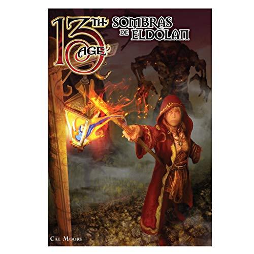 Holocubierta-13Th Age-Sombras de Éldolan-Español (HOL13A03)