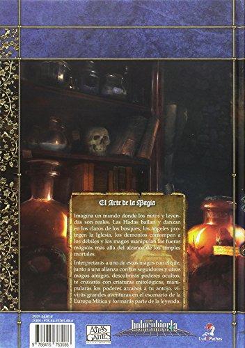 Holocubierta- Juego de rol, 5ª Edición (HOLAM01) , color/modelo surtido