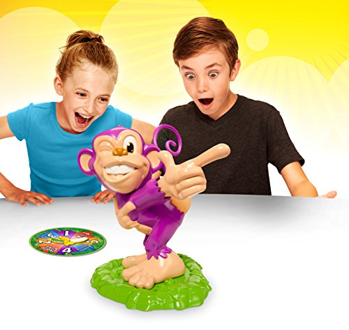 Jakks Pacific- Pull My Finger Monkey Game (78742)