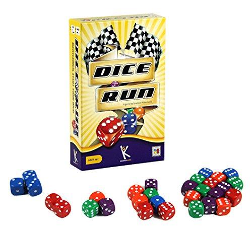Kaleidos Games - Dice Run, Juego de Mesa en español (K0001)